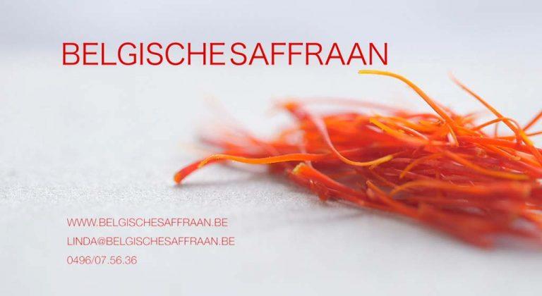 Belgische saffraan